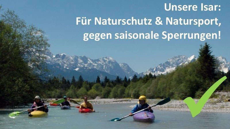 Isar online Petition